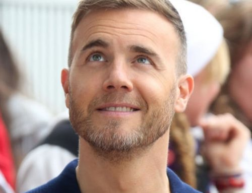 Gary Barlow's Secret to Health and Weight Loss? Weekly Acupuncture