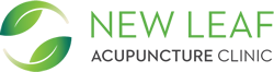 New Leaf Acupuncture Clinic, Dublin Logo